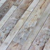 El mejor precio Alta calidad 12.3mm Mosaic HDF Parquet Laminate Flooring