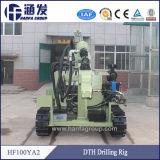 Машина отверстия взрыва Drilling утеса Hf100ya2 Drilling для отверстия шахты