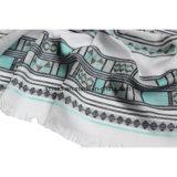 100% acrílico impreso bufanda (ABF22004244)