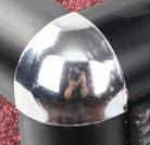 Curso superior de acrílico de excelente qualidade espelho treinar caso com bandeja