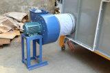 Cabine manuelle de récupération de poudre avec le canon d'enduit de poudre