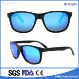 Diseñador de la fábrica del OEM Polarized las gafas de sol plásticas de la manera de China