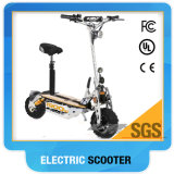 2000W Racing Scooter eléctrico con luces LED Pedales