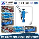 6 contadores de la profundidad del soporte del taladro de martillo de gas de la gasolina