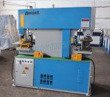 Eisen-Arbeitskräfte/hydraulischer Hüttenarbeiter mit Rohr Notcher für Squre Stahl