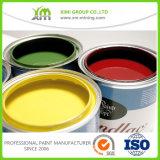 La pintura a base de agua de poliuretano PU Madera