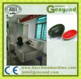 O peeling de melancia descascador da máquina Máquina de desbaste