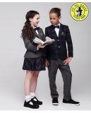 学生服のための2017年のファブリック