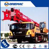 최신 판매 Sany 트럭 기중기 Stc300 트럭에 의하여 거치되는 기중기