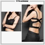 Freies Beispiel-Soem-kundenspezifische neue reizvolle Frauen-GroßhandelsTrägershirts