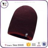 I Beanies di Hip Hop hanno lavorato a maglia il cappello su ordinazione di inverno del Beanie del Beanie