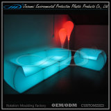 Interior ou exterior de plástico LED Light Bar Furniture