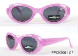 Ce novo FDA da passagem dos óculos de sol dos miúdos de Hotsale do projeto