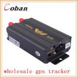 リアルタイムGPS車の追跡者GPS Tk103A、解決を追跡する手段のためのTk103b