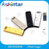 Azionamento dell'istantaneo del USB di Pendrive di memoria di Wterproof del bastone del USB del metallo mini