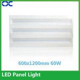 세륨 높은 Quatily 60W 600X1200mm LED 천장 빛 위원회 점화