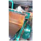 Prensa de planchar rotatoria acanalada usada de la máquina que corta con tintas