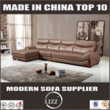 China-echtes Leder-Wagen-Sofa