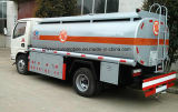 5500 caminhão do distribuidor do reabastecimento do petróleo do caminhão de petroleiro 5kl do combustível do litro para a venda