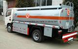 5500 de Brandstof die van de Vrachtwagen van de Olietanker van de liter 5kl Vrachtwagen Bowser voor Verkoop bijtanken