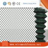 Esgrima de rede de cadeia de plástico de alta qualidade