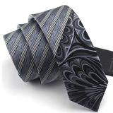 Relation étroite micro de Mens de fibre de mode fabriquée à la main de qualité de cravate de modèles de panneau (PN25/26/27)