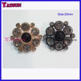 Bouton de diamants de la mode pour les vêtements