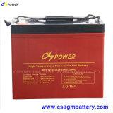 Nachladbare Gel-Batterie 12V55ah für Sonnenenergie-Speicher, Htl12-55ah