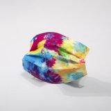 Groothandel wegwerpbaar kleurenmasker ademend 3-laags gezichtsmasker