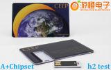 형식 신용 카드 테이블 작풍 USB 디스크 (OM-P512)