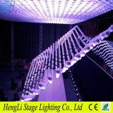 Sfera di sollevamento di RGB DMX LED con l'argano per produzione di avoirdupois della fase