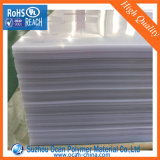 0.07mm Super Clear rígido de PVC Hoja delgada de plástico para la caja plegable