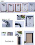액자 또는 사진 프레임 또는 프레임 또는 나무로 되는 곡물 프레임 또는 플라스틱 황급한 사진 프레임 (ALK3.8)