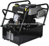 pompe hydraulique portative d'engine d'essence 25L (ZHH700R)