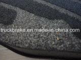 Wvaベンツ、Volvo、Scania、BPWの人のための29087/29253/29216/29165/29174のディスクブレーキのパッド