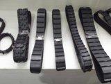 Esteiras de borracha (250*50,3*84) para produtos personalizados máquinas de neve