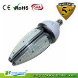 Fabricante China Impermeable IP65 E27 E40 40W LED de luz de maíz