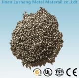GB para grandes y medianas piezas fundidas de limpieza de óxido de acero/Material 410/490-1520MPa/granalla de acero inoxidable para la preparación de la superficie
