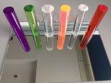 Grau de um tubo plástico de acrílico no preço de fábrica