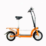 scooter électrique pliable de l'adulte 12 de batterie au lithium 36V ""