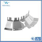 Custom высокой точностью листовой металл алюминиевая штамповка часть