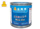 Witte Lijm 1000b van de Decoratie van de Bouw van de Lijm van het Karton van het contact de Zelfklevende