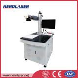 Высокоскоростная машина маркировки лазера металла маркировки цвета волокна 20W 30W Ipg Mopa