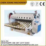 Máquina rotatoria del cortador de hoja del papel acanalado