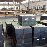 Rodamientos del caucho de terminal de componente usados en proyecto del puente en Kazakhstan