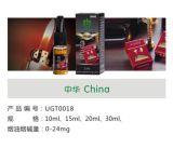 OEM ODM Aangepaste Vloeistof van Vaping E van Vloeistoffen e-CIGS voor Elektronische Sigaret