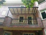 Подгонянный алюминием тент террасы тента двери тента окна с листом поликарбоната