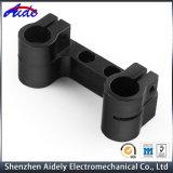 Peças de automóvel de alumínio da maquinaria do CNC do metal da precisão da ferragem