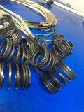 注入ペットのための電気抵抗の螺線形のコイル・ヒーターは電気発熱体を形成する