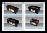 JIS Std N120 abgedichtete wartungsfreie Kfz-Batterie